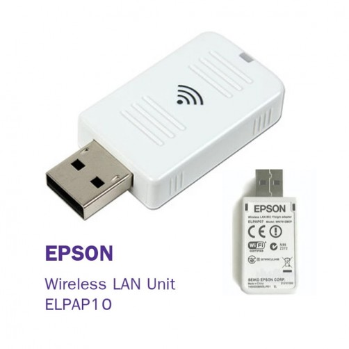 Epson Wireless ELPAP 10
