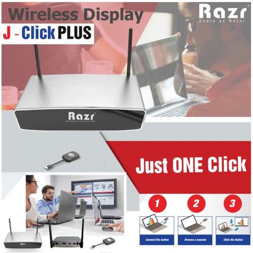 Razr Wireless J-Click Plus