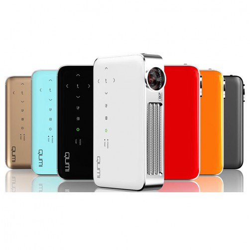 Vivitek Qumi Q6 Red