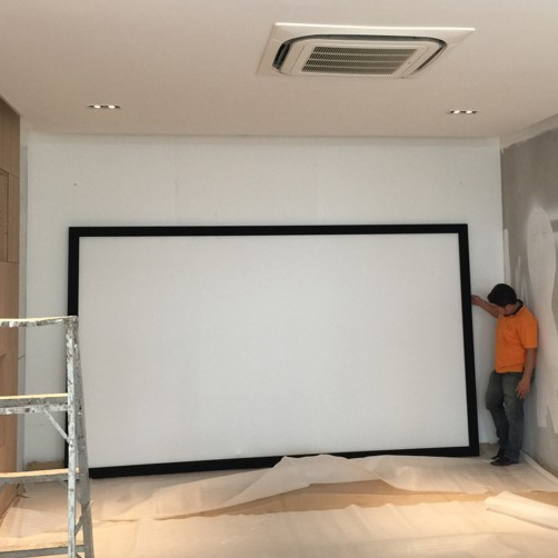 "Cinema Fixed 120"" 16:9"