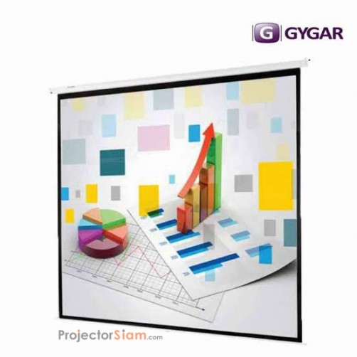 "Gygar Wall Screen 70""x70"""
